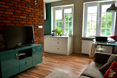 Gdansk sunny flat