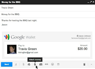 Google+introduces+Google+Wallet+money+sending+via+Gmail Google introduces Google Wallet money sending via Gmail