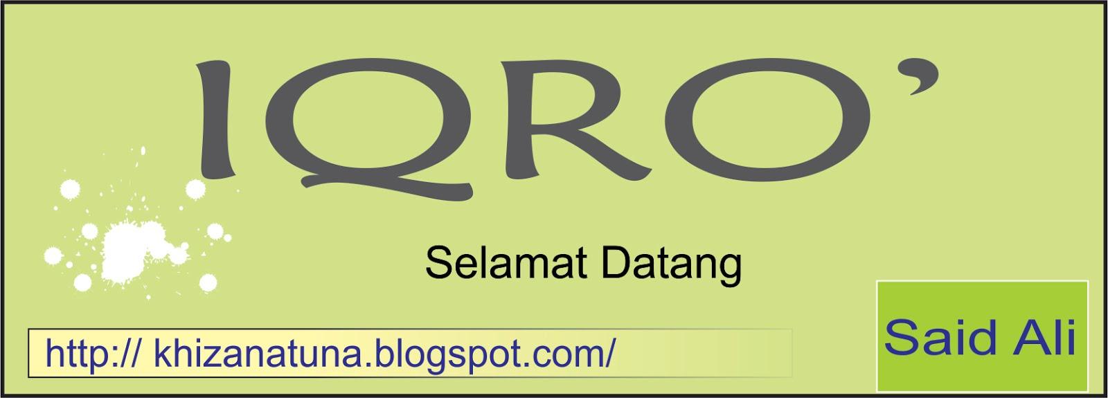 IQRO'