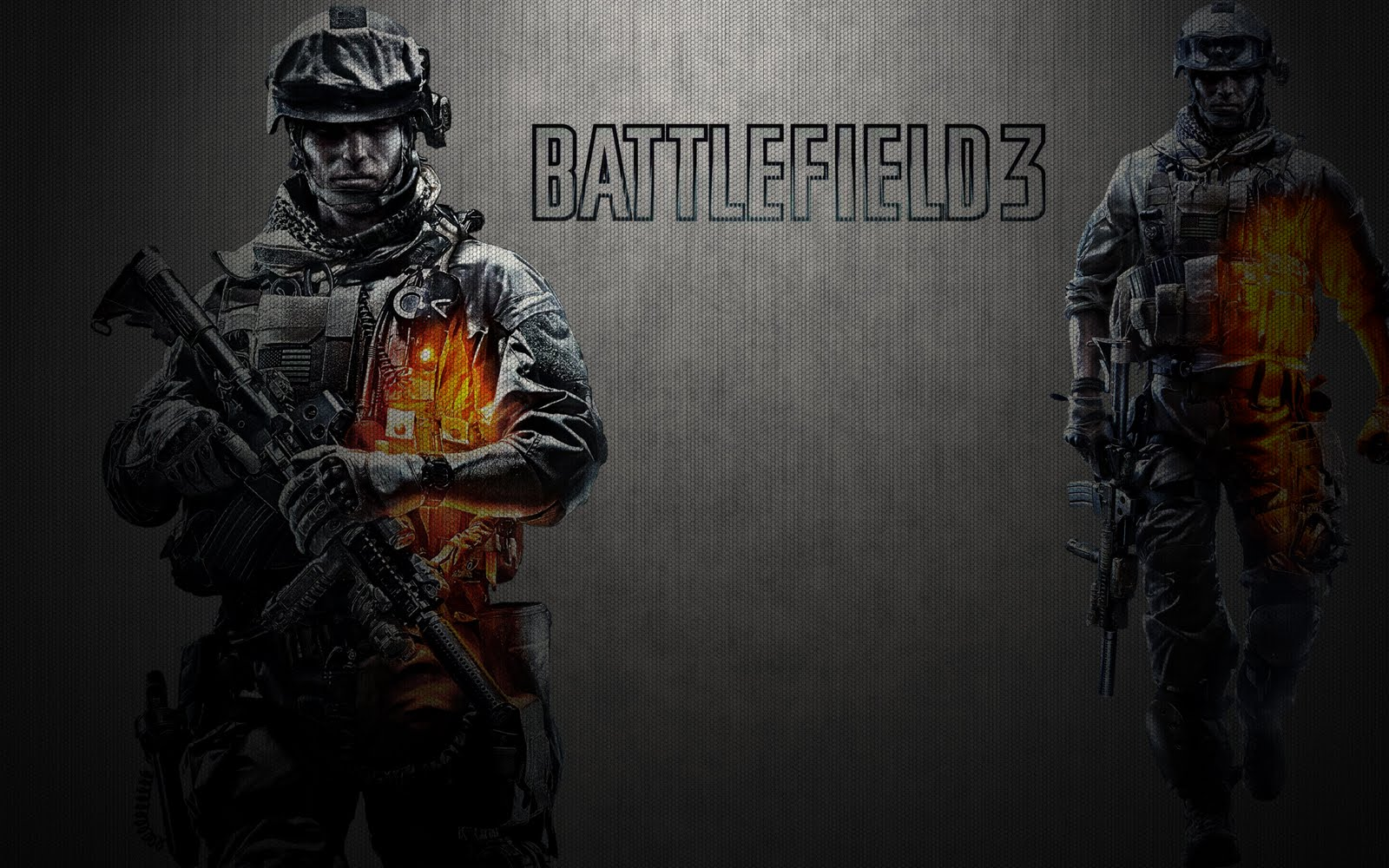 hd wallon  Battlefield 3 Wallpaper