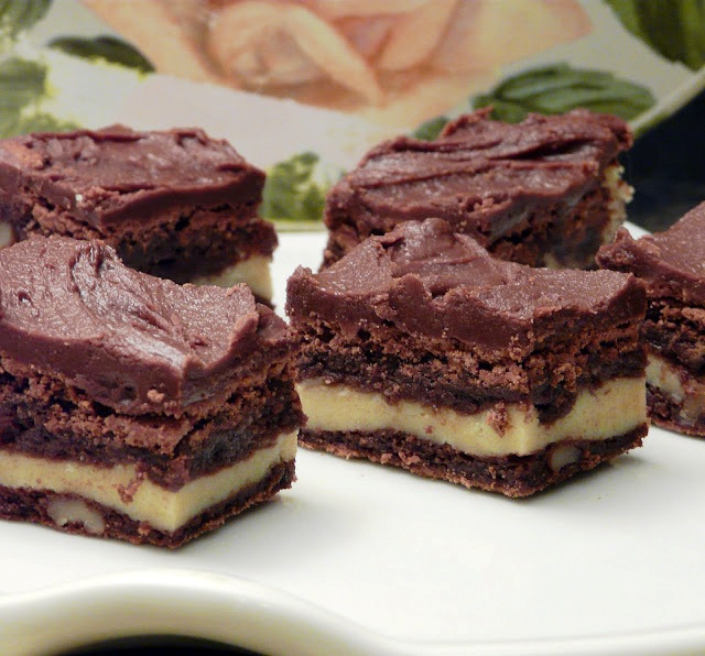 The Bestest Recipes Online: Marbled Cream Cheese Brownies
