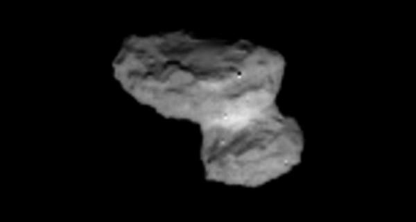 Kemungkinan Adanya Kehidupan Mikroba di Komet Philae (67P)