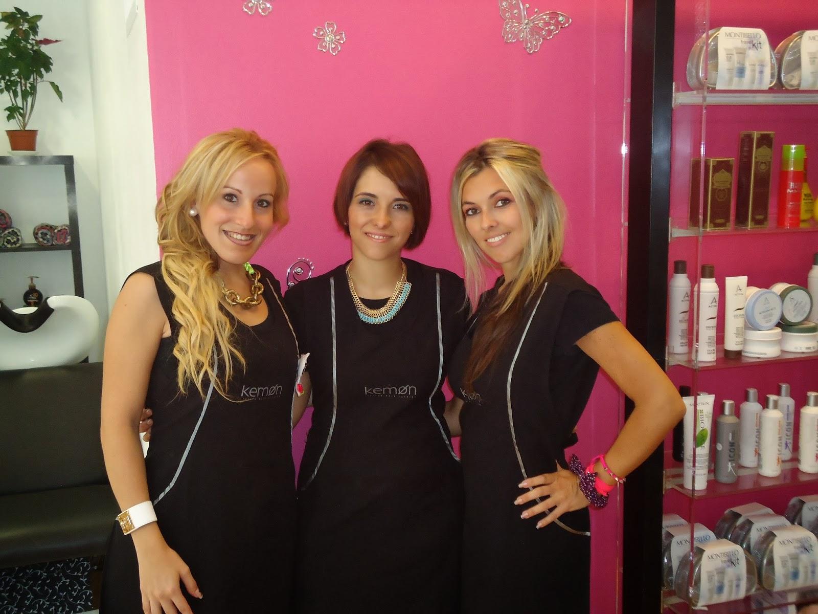 Telde habla noreia salon de peluqueria y belleza se for Peluqueria y salon de belleza