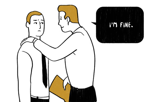 This Is What Someone With Anxiety Actually Hears - What they say