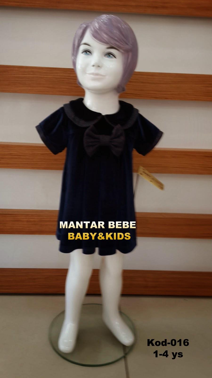 MANTAR BEBE ÇOCUK GİYİM - KOD016