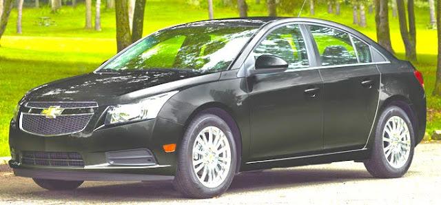 Chevrolet Cruze Preto