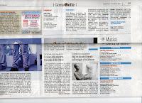 Articolo sulla Tribuna di Treviso
