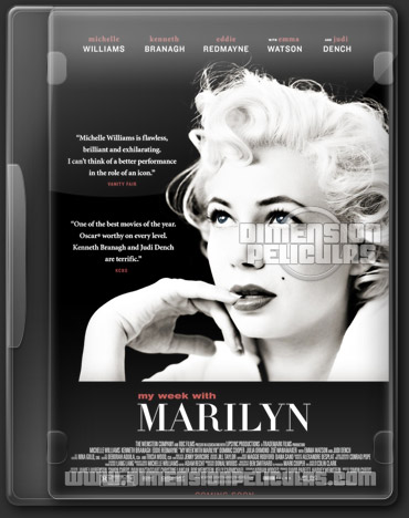 My Week with Marilyn (BRRip + HD 720p Ingles Subtitulado) (2011)