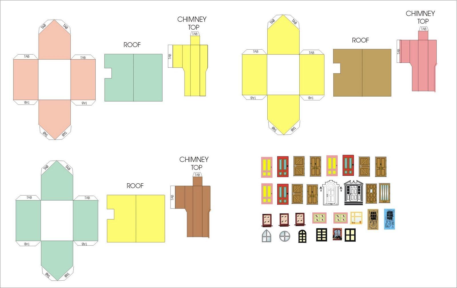 Пальчиковый театр из бумаги шаблоны. Пальчиковые 98