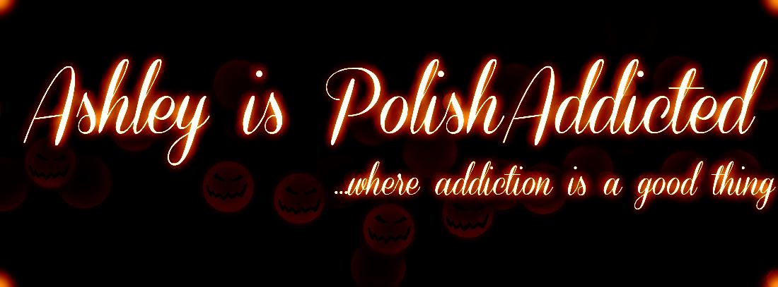 Ashley is PolishAddicted