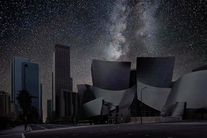 Los Angeles - You'll Never Look at the Night Sky in the Same Way