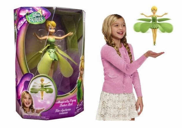 Infomommy Insight Magical Flying Tinkerbell Fairies Are Fluttery