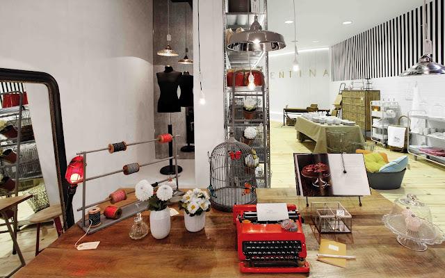 Superfluo imprescindible valentina industrial vintage lifestyle - Muebles martin donostia ...