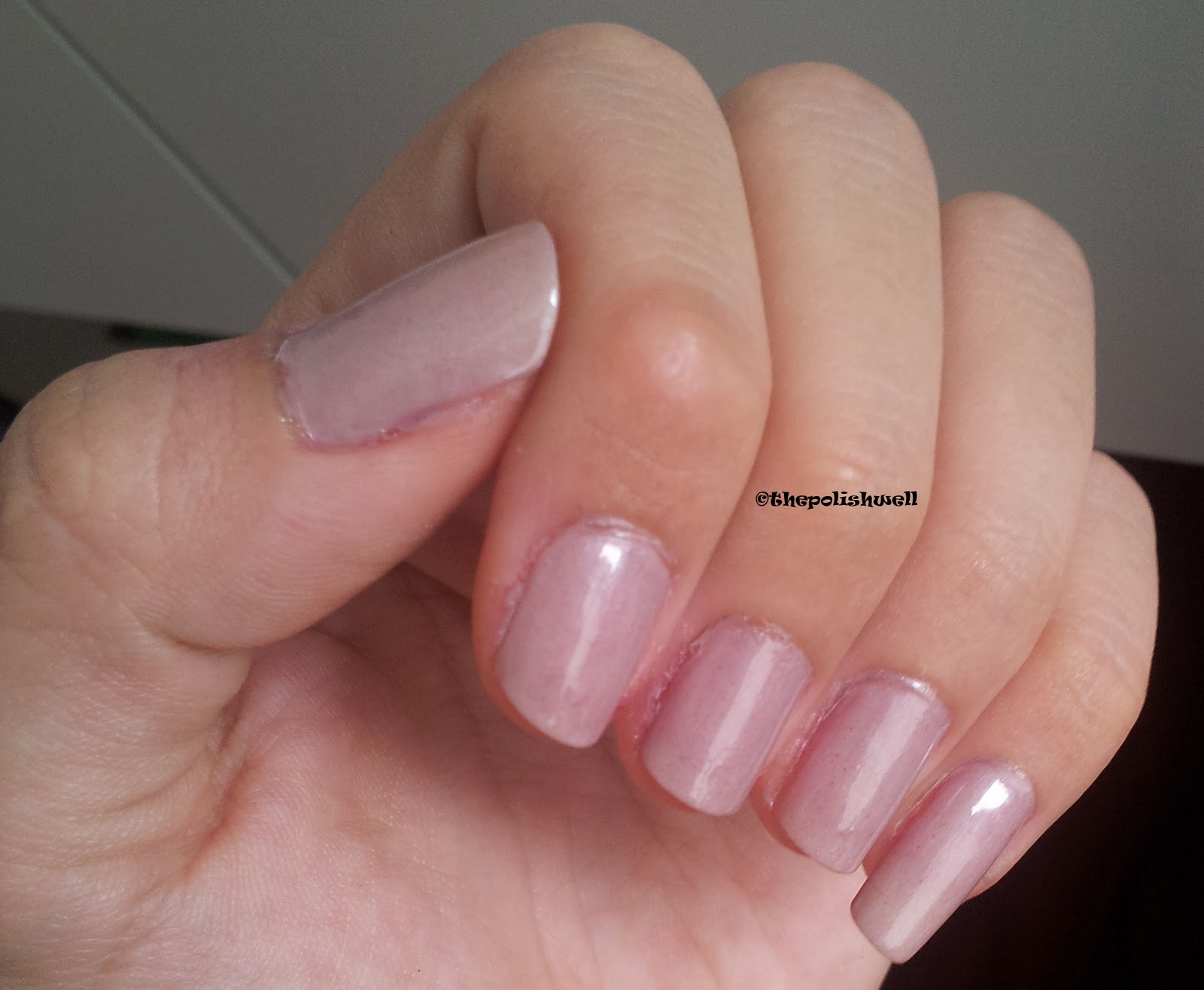 The Polish Well: OPI: You\'re A Doll from Holiday in Toyland ...
