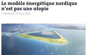 Modèle énergétique nordique 2030