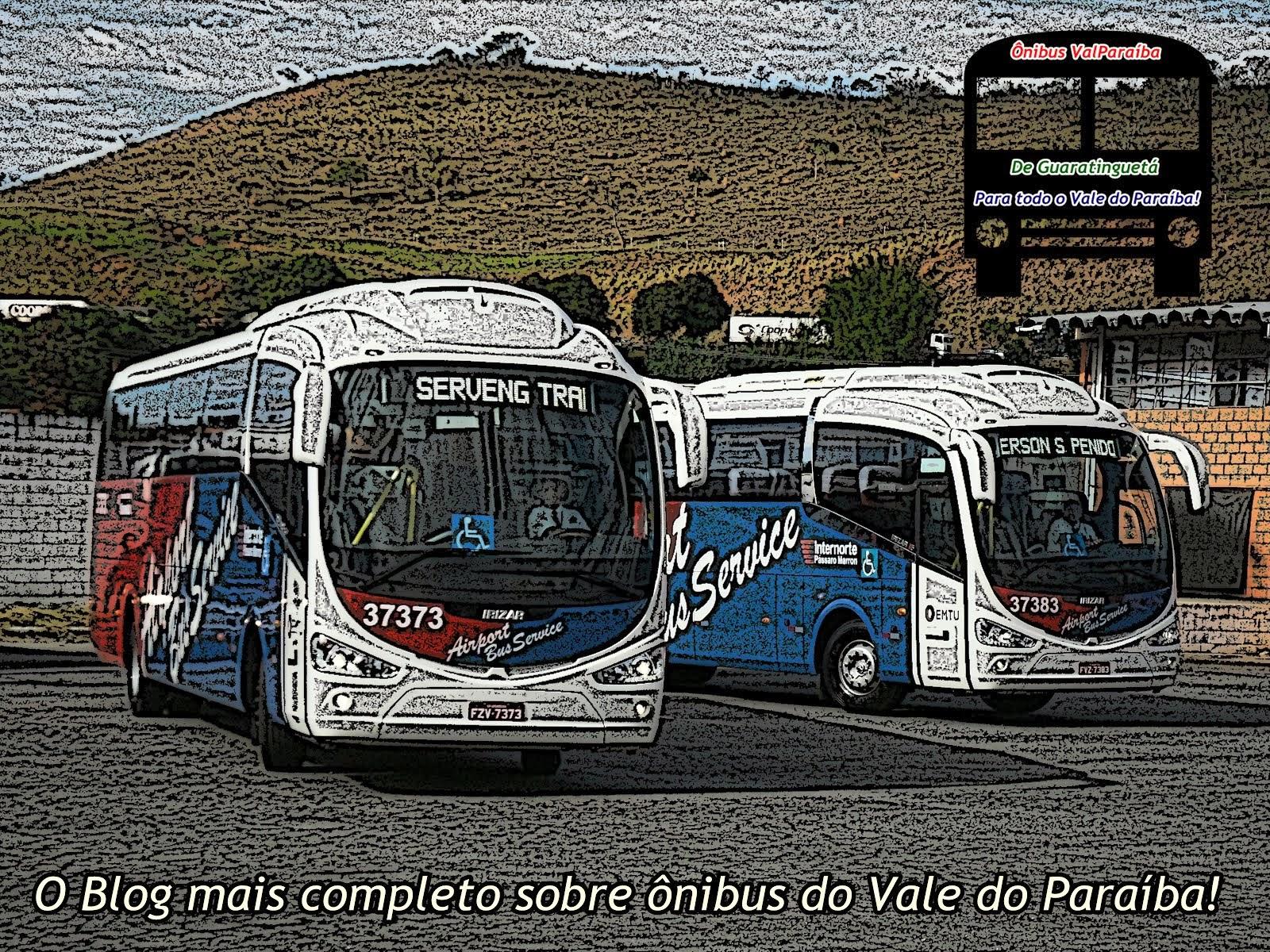 Ônibus ValParaíba