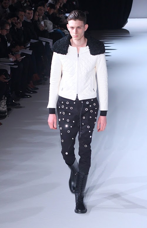 Rynshu Menswear Fall/Winter 2012