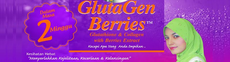 Myshine GlutaGen Berries