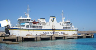 Ferry a Gozo