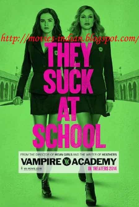 Vampire Academy: Blood Sisters free online