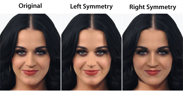 Почему лицо становится ассиметричным