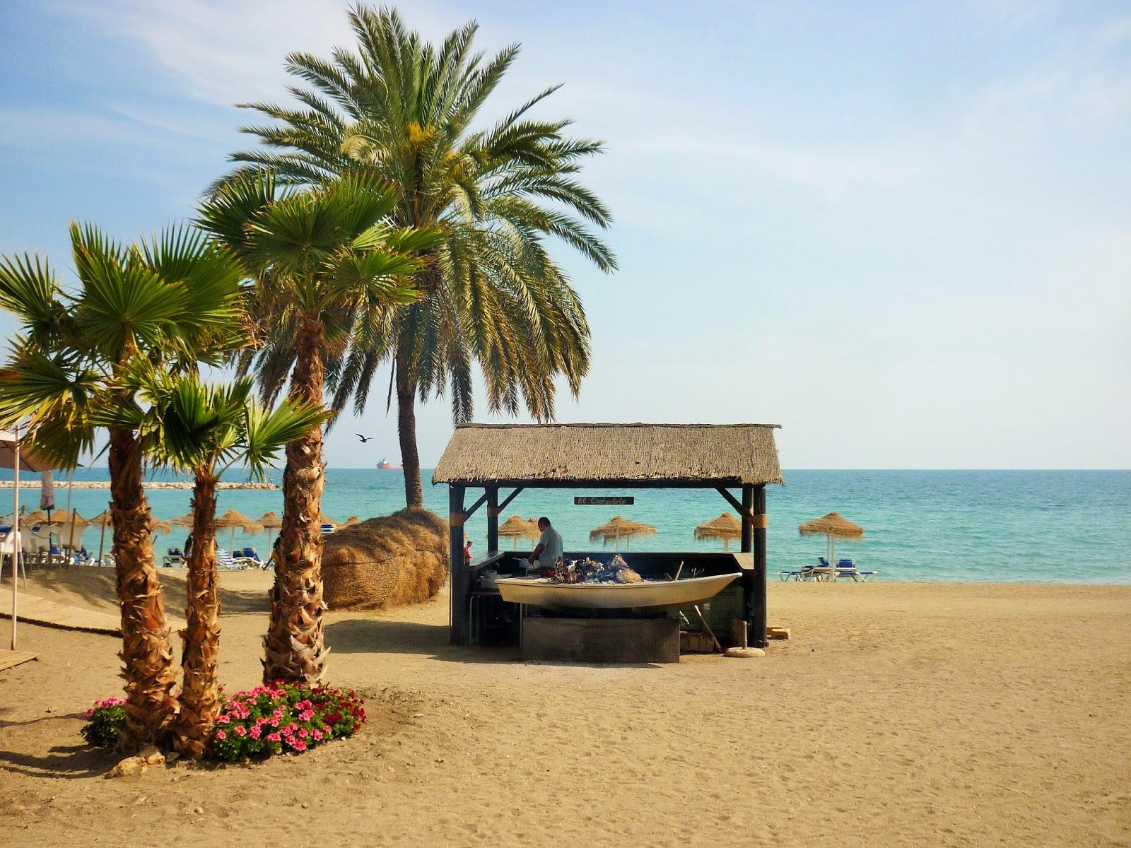 Malaga - Espagne - plage