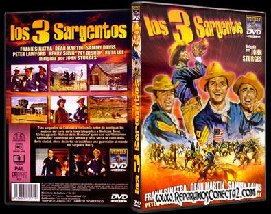 3 Sargentos [1962] Descargar cine clasico y Online V.O.S.E, Español