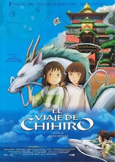 El Viaje De Chihiro en Español Latino