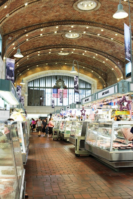 West Side Market #cleveland