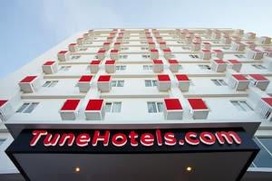 Tune Hotel Solo Hotel Murah di Solo