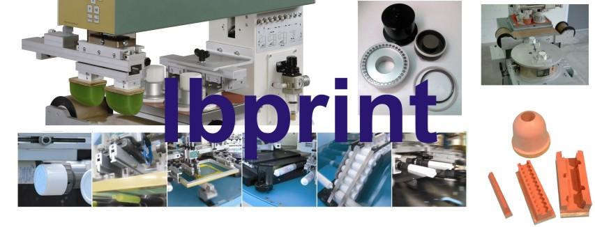 Ibprint, máquinas de serigrafía y tampografia