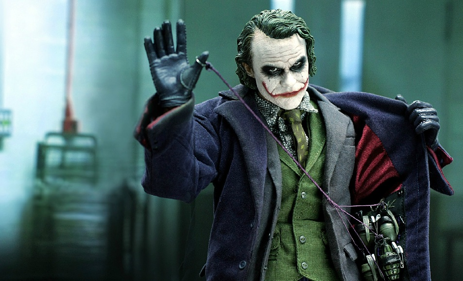 the joker essay Xem video in the end, joker allowed himself to plummet to his apparent death rather than surrender to the dark knight lucky for him, batman was too distracted to bother looking for a body lucky for him, batman was too.