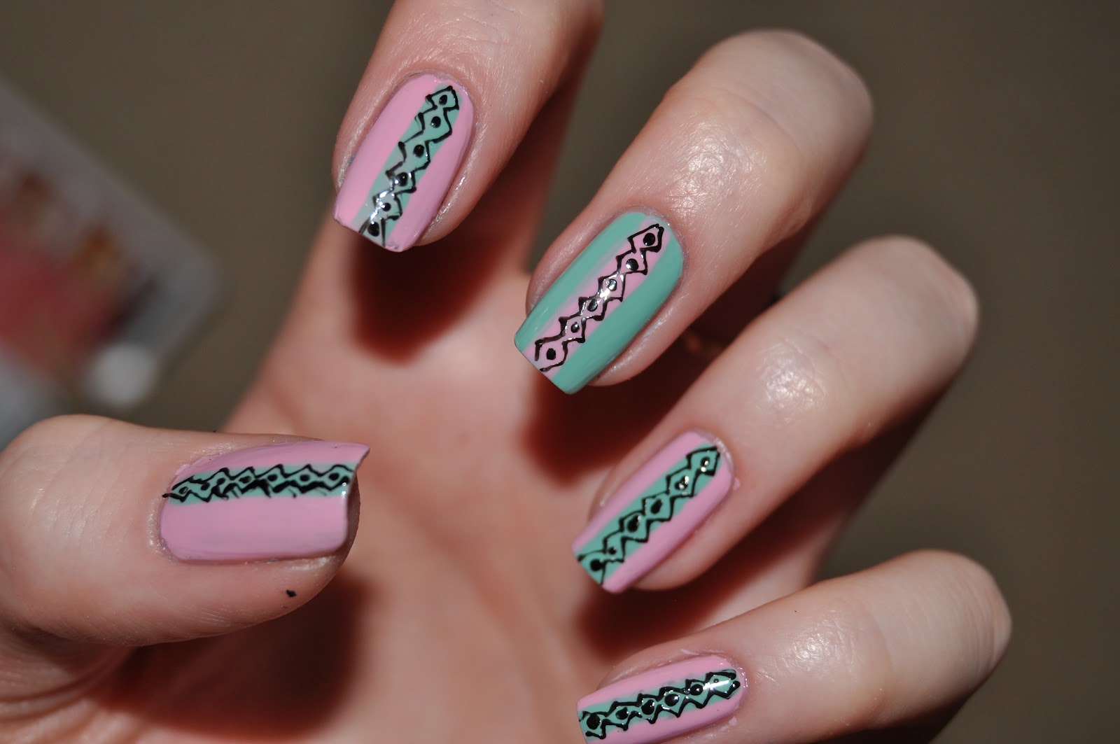 Different Types of Cute Nail Designs
