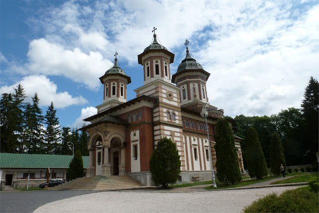 Monasterio de Sinaia - Sinaia