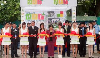 Herbalife Việt Nam khai trương tại HCM