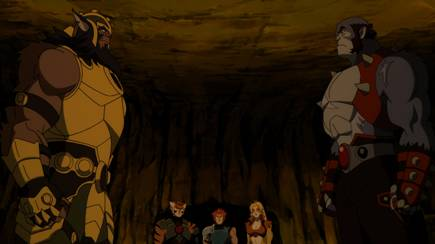 Thundercats Episodes on Thundercats Episode  5  Old Friends