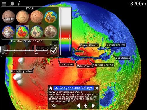 Apk Mod Elevation Mars V Patched Download Apk - Globe elevation