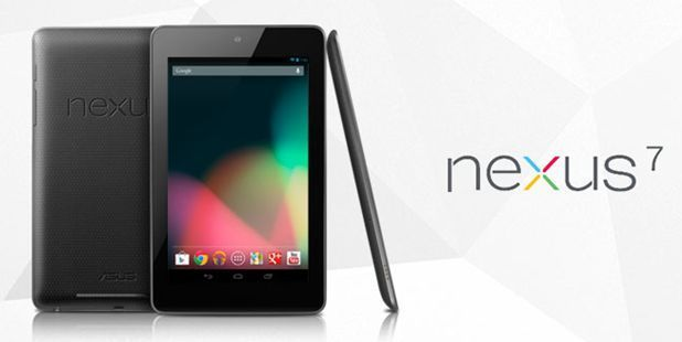 Google Nexus 7 tablet Technical Specifications Disclosed