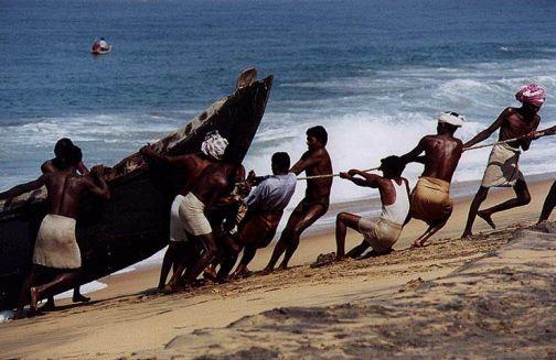 Tamil Fishermen