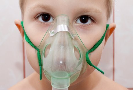 according to a study , pollution can the risk of cancer of the air increase in children