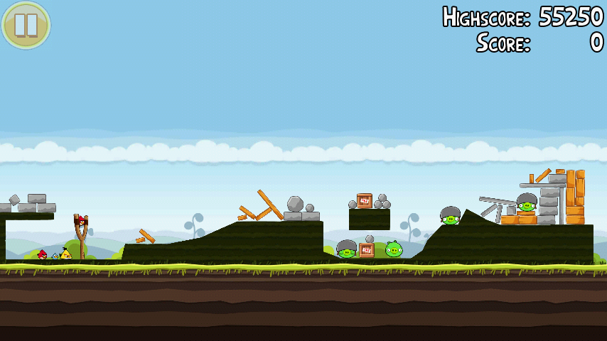 Angry Birds 4-10 Mighty Hoax