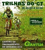 Ciclo Aventura Trilhas do CT 2013