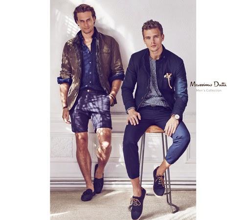 moda hombre Massimo Dutti bermudas chaquetas pantalón camisa