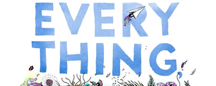 Review: Everything Everything by Nicola Yoon