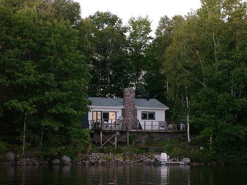 Cottage Ontario Canada