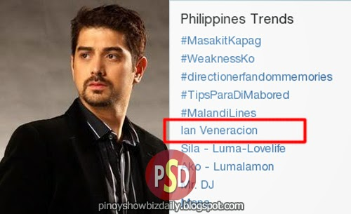 Ian Veneracion killed on Twitter is hoax