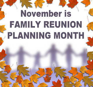 Family Reunion Planning Month