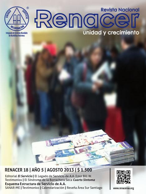 Revista Renacer 18