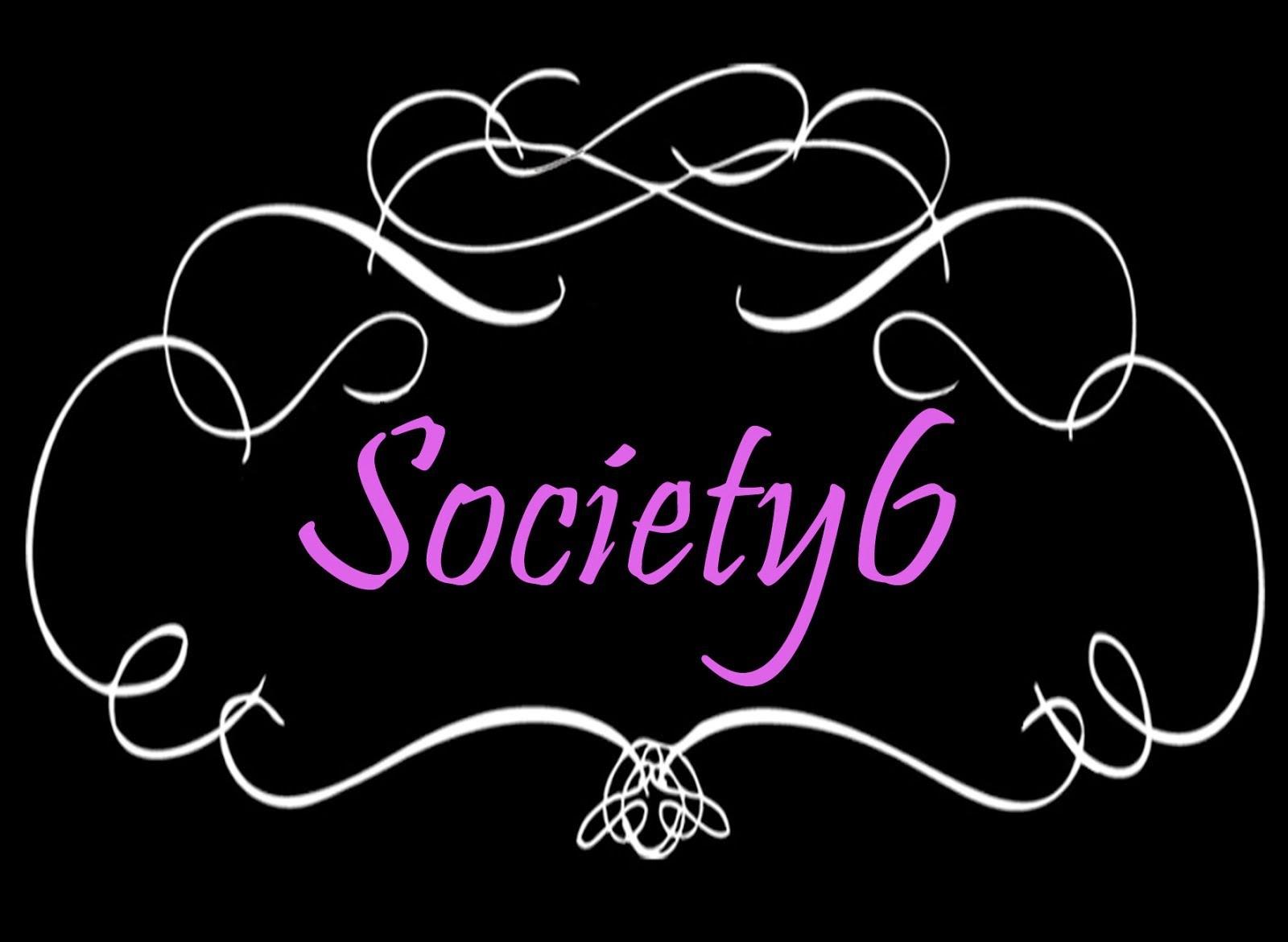 My art at Society6