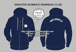 SWEATER WOMEN'S SWIMMING